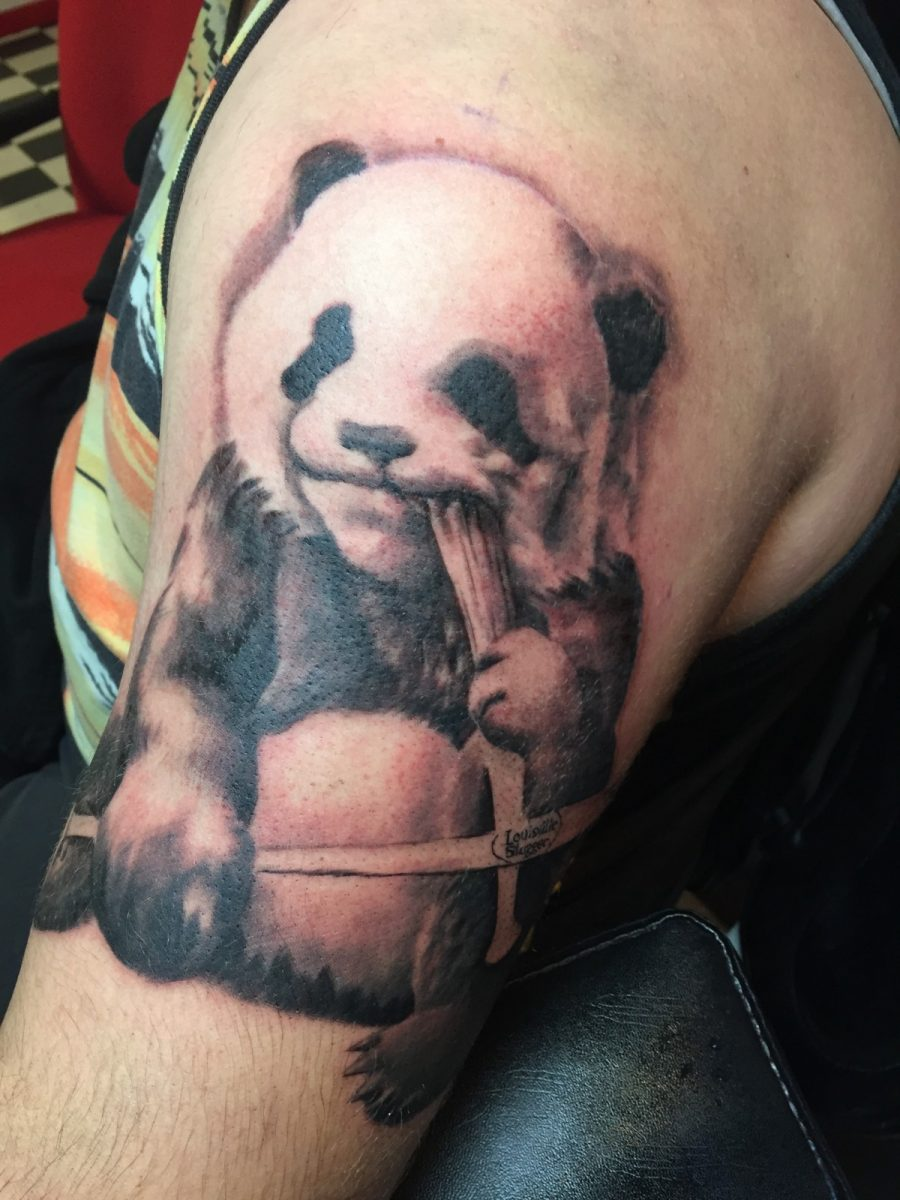 Pandas, Art, and Video Games
