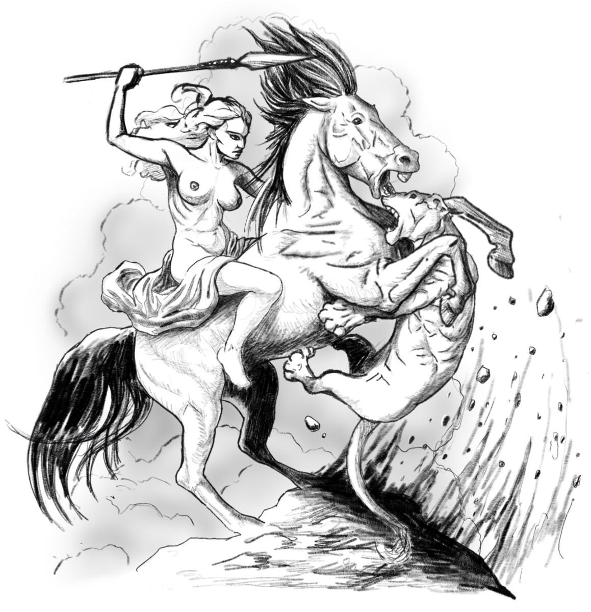 Mythology and Fantasy